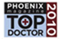2010 Phoenix Magazine Top Doctor Award