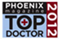 2012 Phoenix Magazine Top Doctor Award